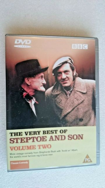 Steptoe And Son - The Very Best Of Steptoe And Son - Vol. 2 (DVD, 2002)